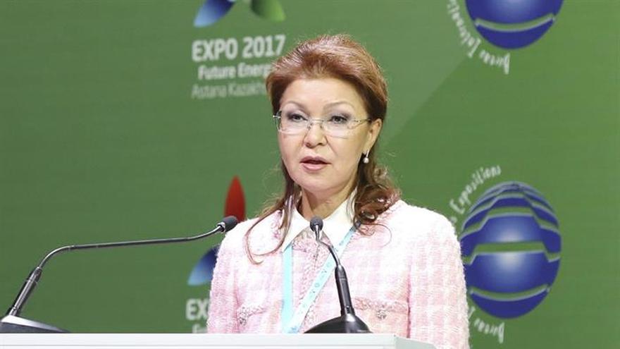 Kazajistán espera deslumbrar con un complejo futurista para acoger su Expo
