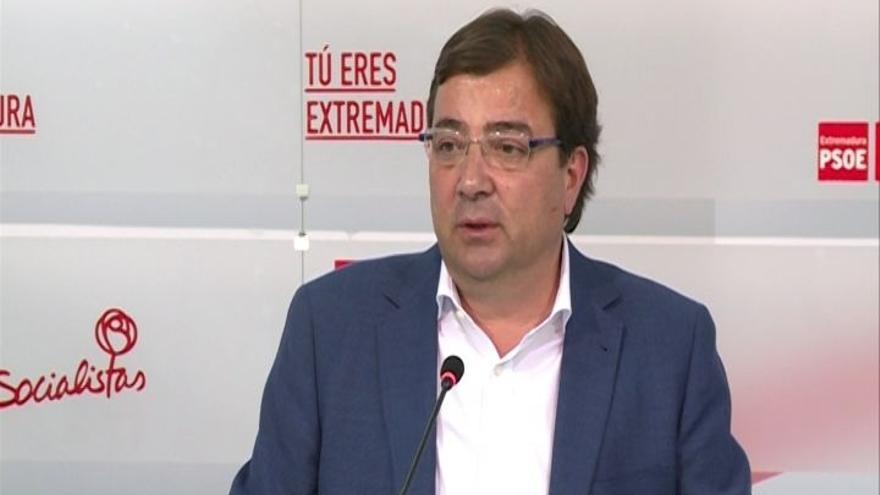 """Vara dice que Pedro Sánchez """"no"""" le ha dicho que el PSOE haga """"pactos contra nadie"""" sino """"a favor"""" de la gente"""