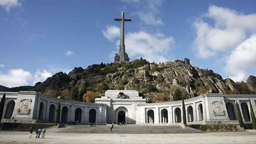 Valle de los Caídos. Foto: EFE