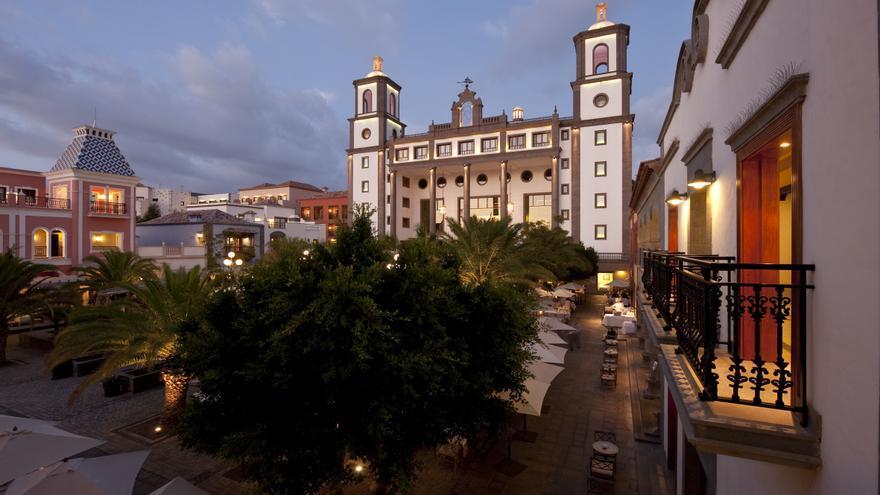 Hotel Lopesan Villa del Conde.
