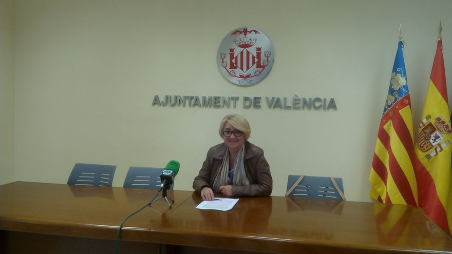 La concejala de desarrollo humano, Consol Castillo