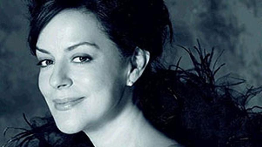 La mezzosoprano Nancy Fabiola Herrera.