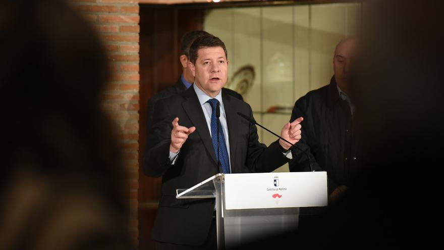 El presidente de Castilla-La Mancha, Emiliano García-Page / JCCM