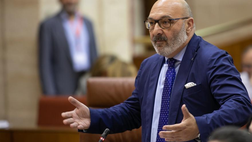 Vox anuncia que registrará este jueves la enmienda a la totalidad a los Presupuestos andaluces de este año