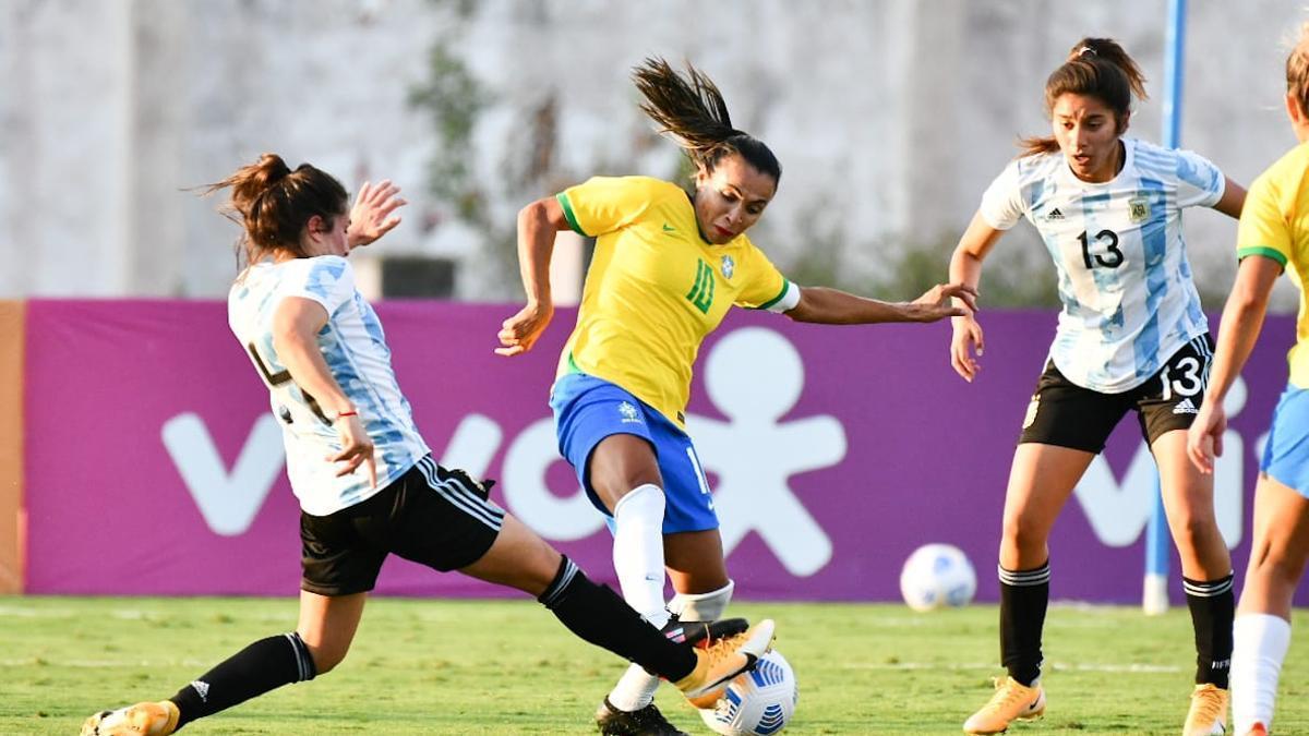 El partido fue preparatorio para la Copa América del año que viene.