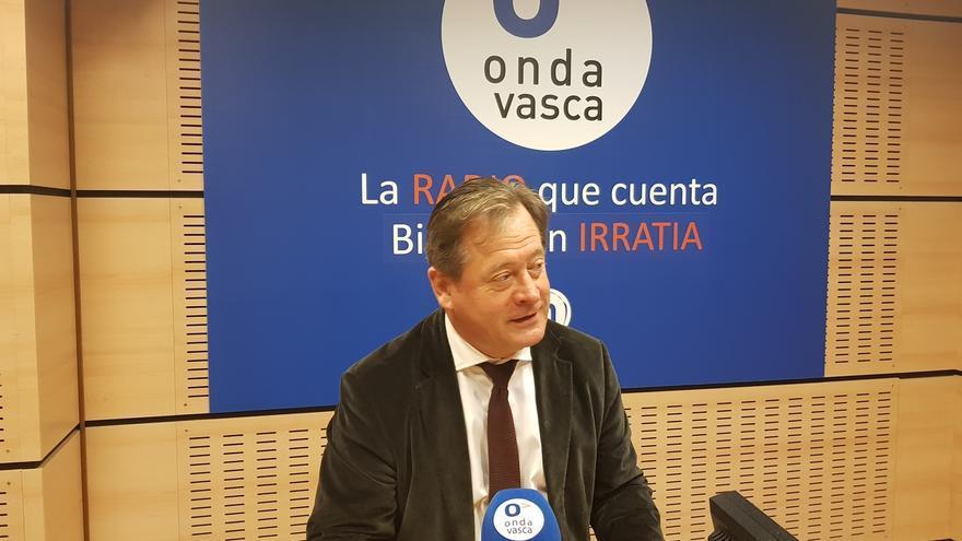 """Zupiria destaca que la evolución del euskera """"ha sido tremenda"""" y cree que es en su uso social donde """"se la juega"""""""