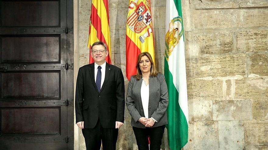 """Díaz elude confirmar si optará a la Secretaría General del PSOE: """"Habrá momento de hablar de quién y hablaré"""""""