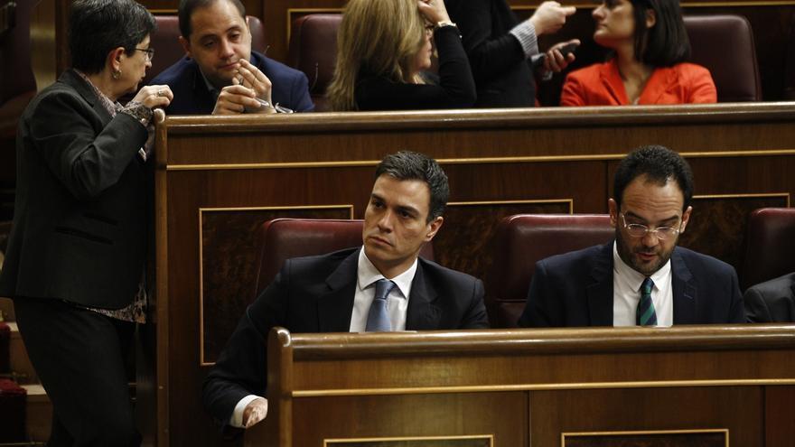El PSOE pide votar mañana el fin de las negociaciones bipartidistas de vacantes constitucionales