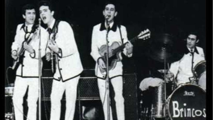 Imagen de archivo del grupo Los Brincos.