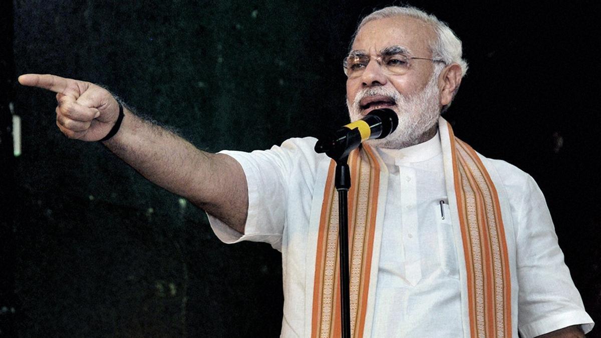 El premier Narendra Mori busca asegurar para su partido nacionalista indio y fundamentalista hindú el control de Internet.