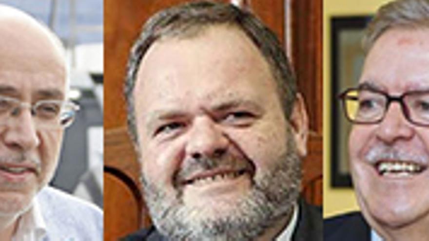 Candidatos al Cabildo de Gran Canaria