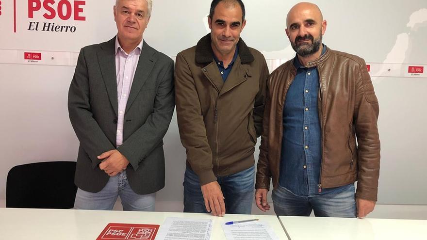 Antonio Chinea (PSOE), nuevo alcalde de Valverde
