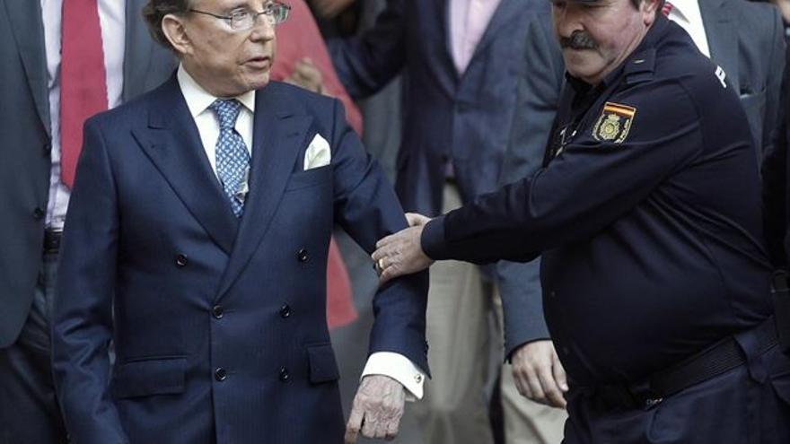 José María Ruiz Mateos. \ Reuters