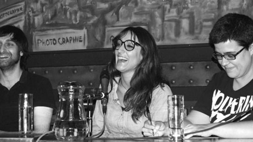 Ana Morgade durante lo de la entrevita en 'Lo de las noticias'