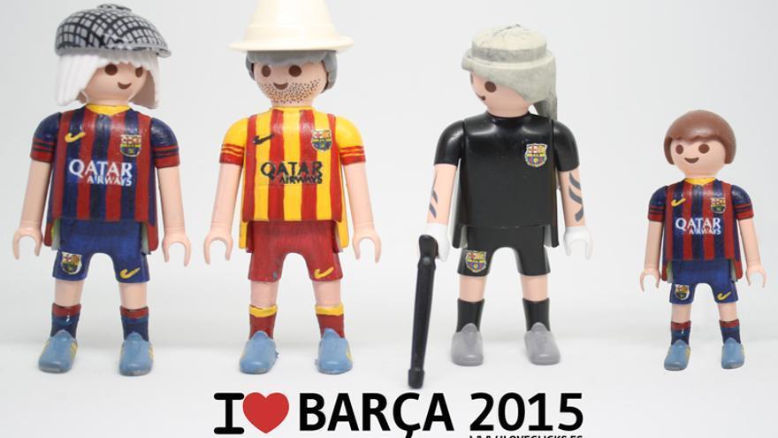 I love Barça 2015