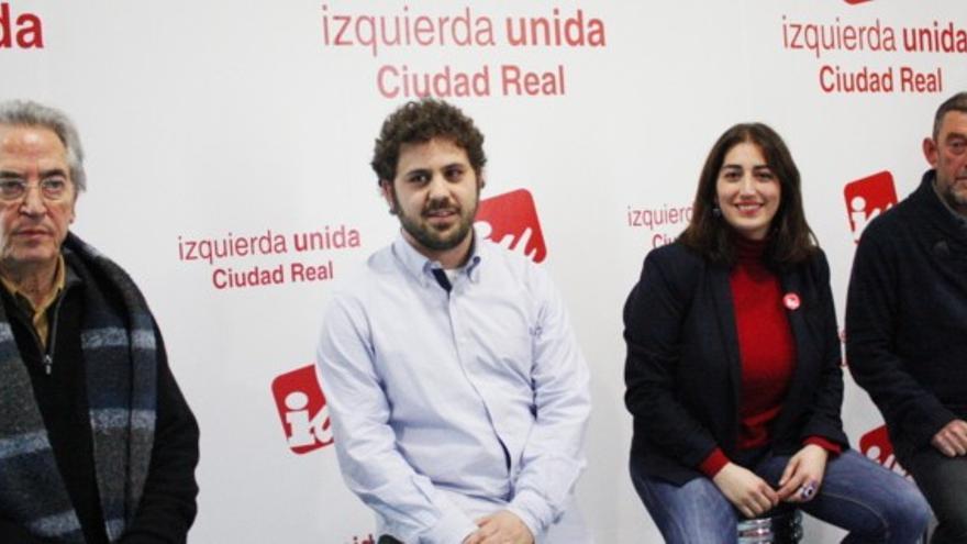 Jorge Fernández, Sonsoles Arnao, Alejandro Avila