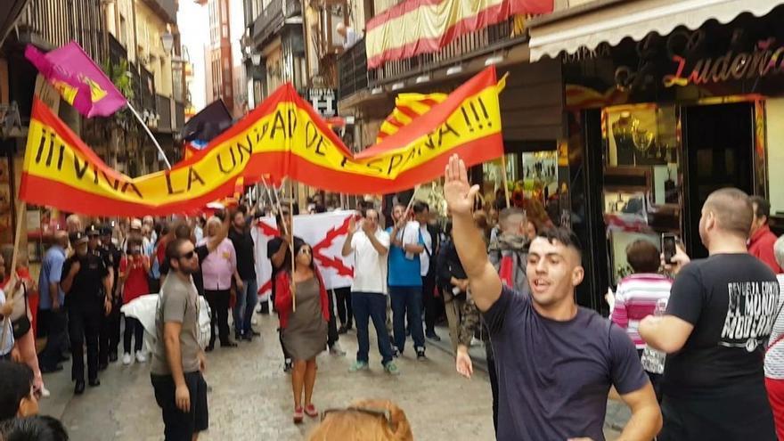 Garzón pregunta al Gobierno qué está haciendo ante el aumento de las agresiones por parte de grupos fascistas