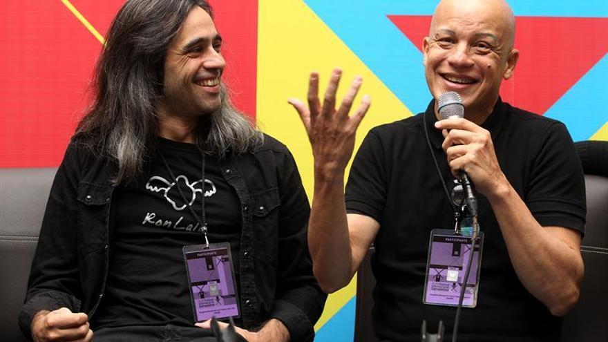 Ron Lalá y la Compañía de Teatro Clásico de España redibujarán Cervantes en Bogotá