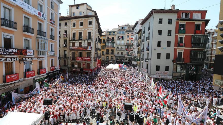 """Miles de personas se manifiestan en memoria de Germán Rodríguez y en contra de la """"impunidad"""""""