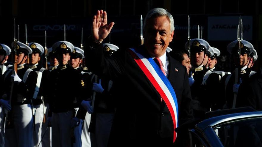 Piñera se despide del Congreso chileno con mención a contenciosos limítrofes