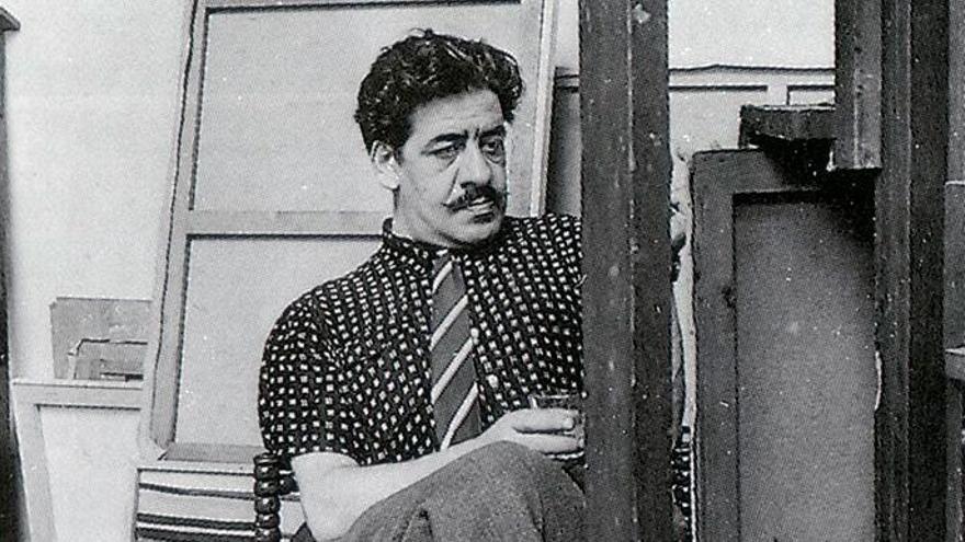 El artista tinerfeño Óscar Domínguez / TEA Tenerife
