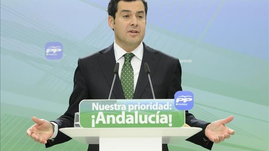 """Moreno pide a Díaz que """"no abuse"""" de los resortes de la Junta en la campaña"""