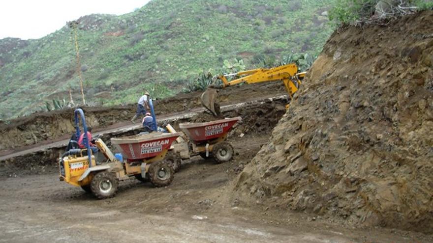 De las obras ilegales en Agaete #8