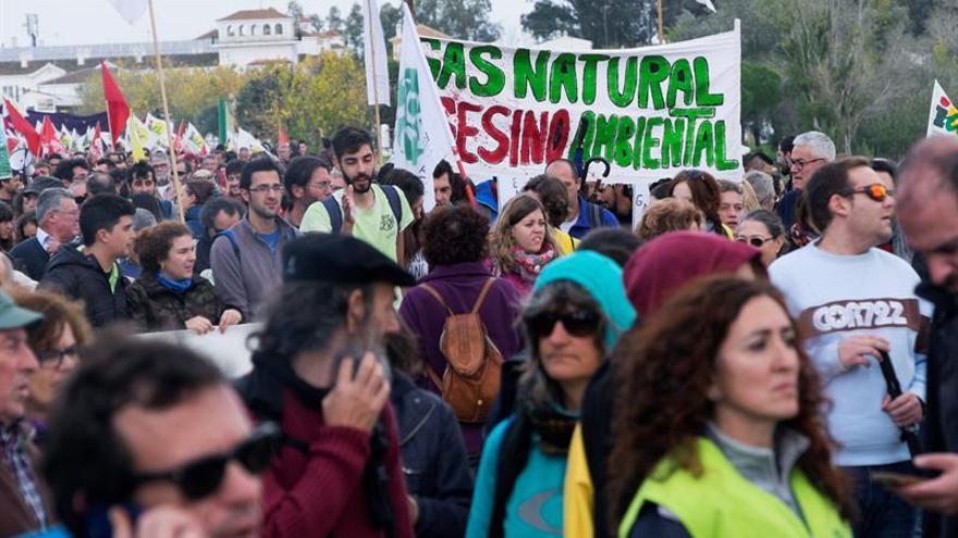 WWF denuncia el riesgo del proyecto de almacén de Gas para Doñana
