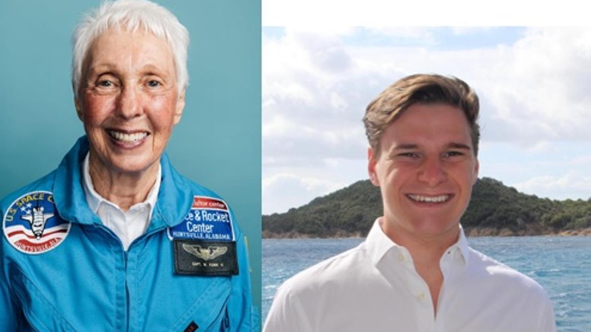 Un joven de 18 años será el astronauta más joven, al viajar con Bezos al espacio  el 20 de julio - elDiarioAR.com
