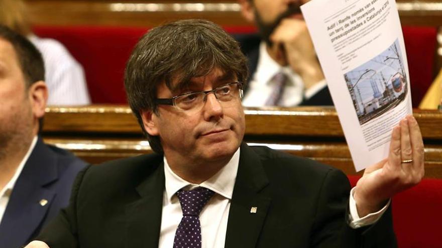 Puigdemont reúne mañana su Govern justo antes de anunciar fecha de referéndum