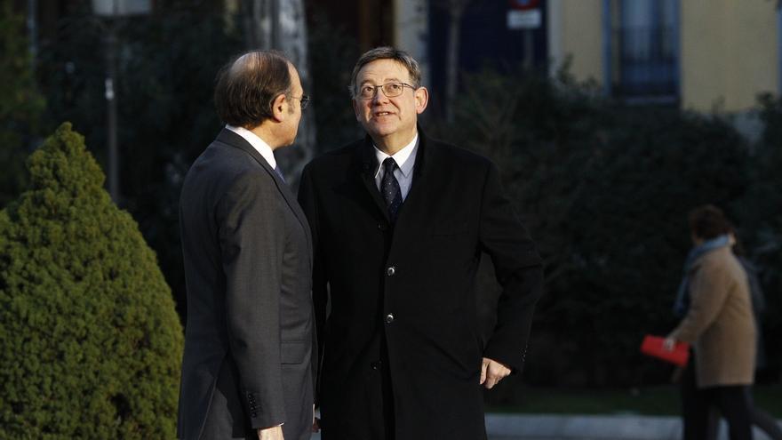 Ximo Puig deberá comparecer en el Senado el 14 de marzo para explicar la financiación del PSPV