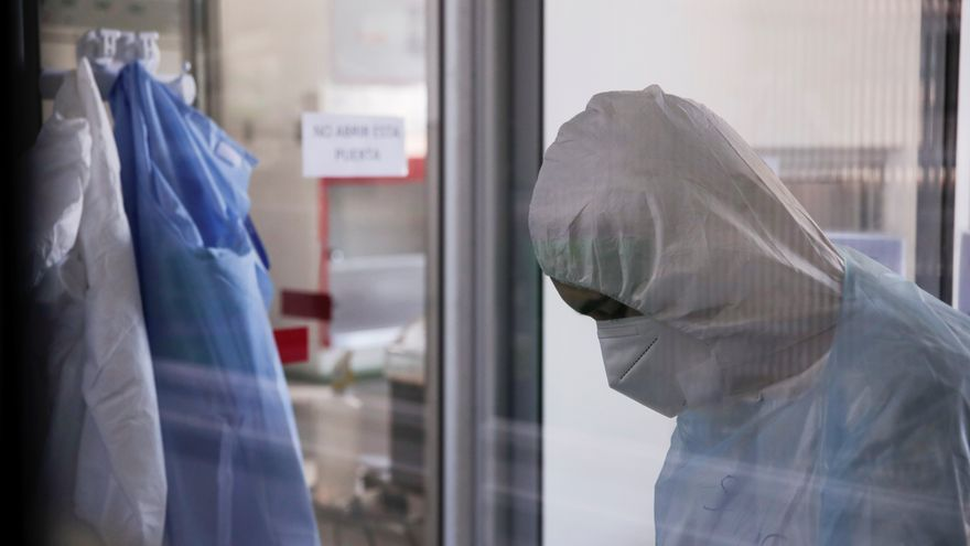 La pandemia sigue en retroceso en Chile y la tasa de positividad baja al 7,5 %