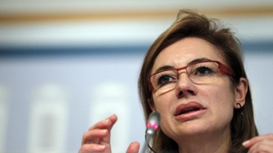 Marta Fernández Currás. (EUROPA PRESS)