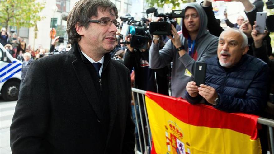 Puigdemont y los exconsejeros comparecerán el 17 de noviembre ante el juez