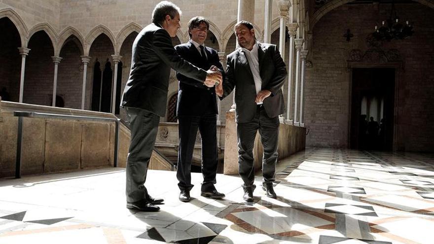Puigdemont apoya a los artífices de la consulta y asegura que él habría obrado igual