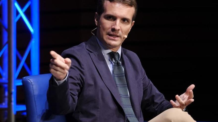 La Complutense niega irregularidades en el expediente de Pablo Casado