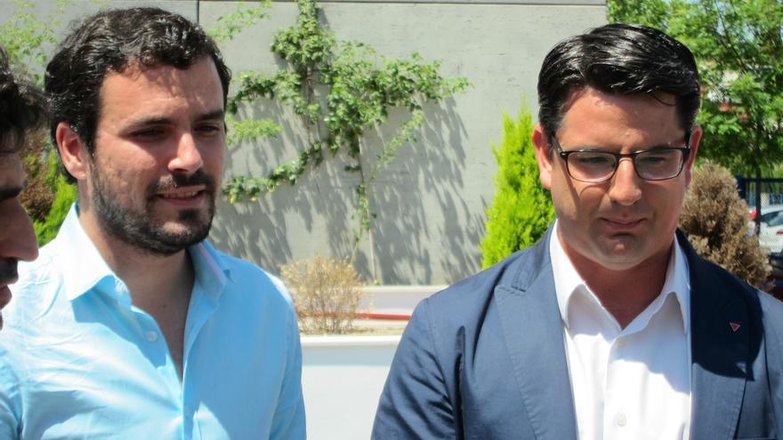 """Garzón afirma que PP y PSOE dificultan """"el acceso al voto"""" de quienes no les votarían"""