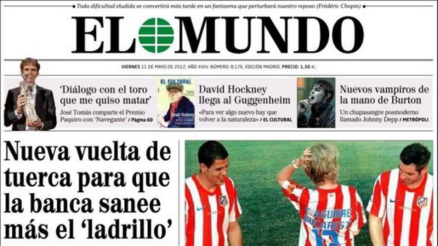 De las portadas del día (11/05/2012) #7