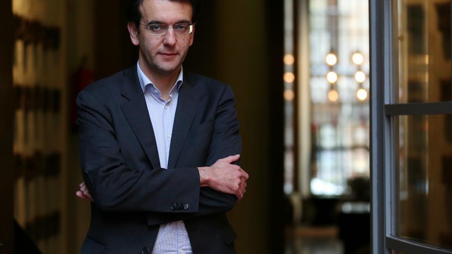 El diputado italiano Alfredo D'Attore