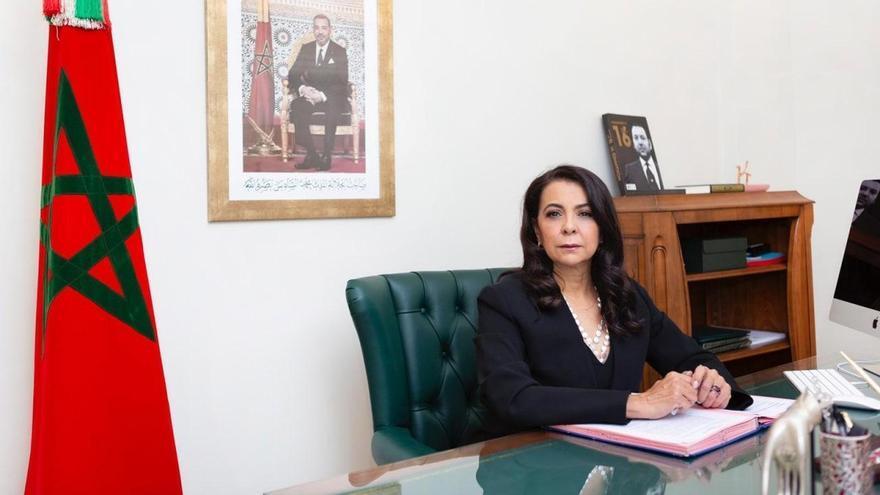 Embajadora de Marruecos en España