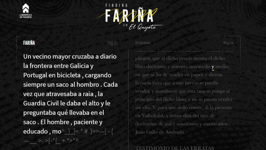 Finding Fariña