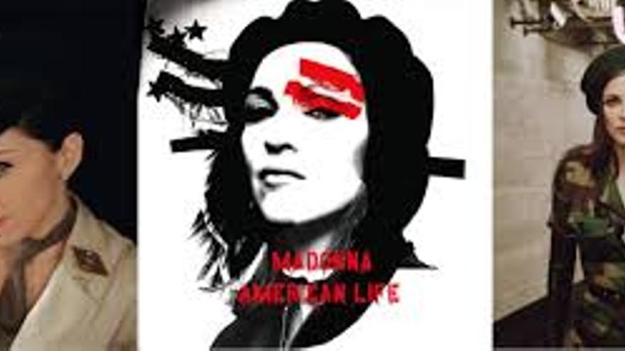 Madonna, no