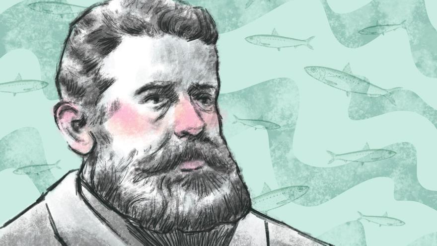 Ilustración de Augusto González Linares.   SARA DOMÍNGUEZ
