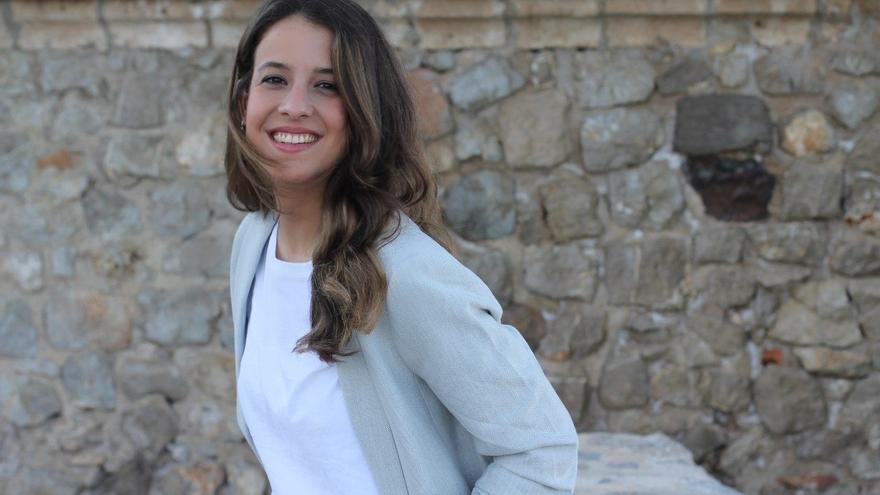 Gloria Santiago (Podemos), diputada y vicepresidenta primera del Parlament balear