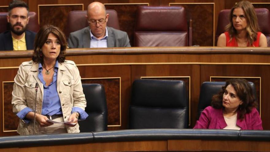 Delgado asegura al PP que evitará el uso partidista y político de la Fiscalía