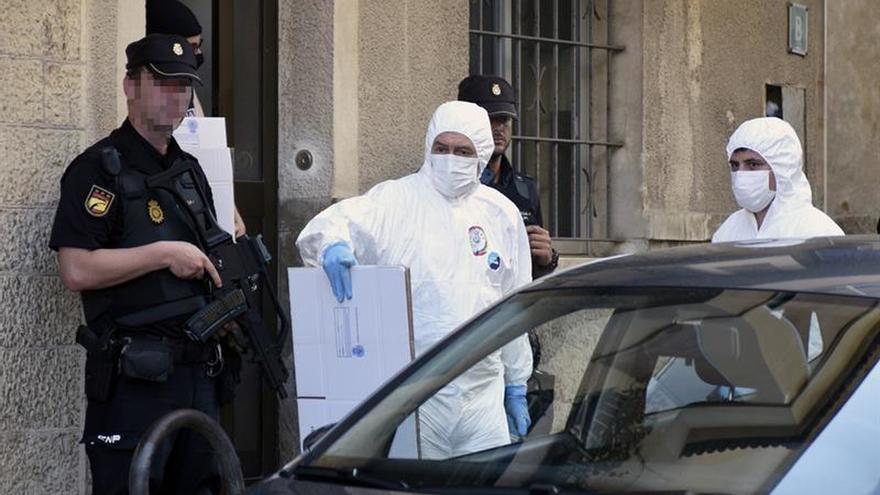 La Policía detiene en Melilla a un hombre buscado en Argelia por yihadismo