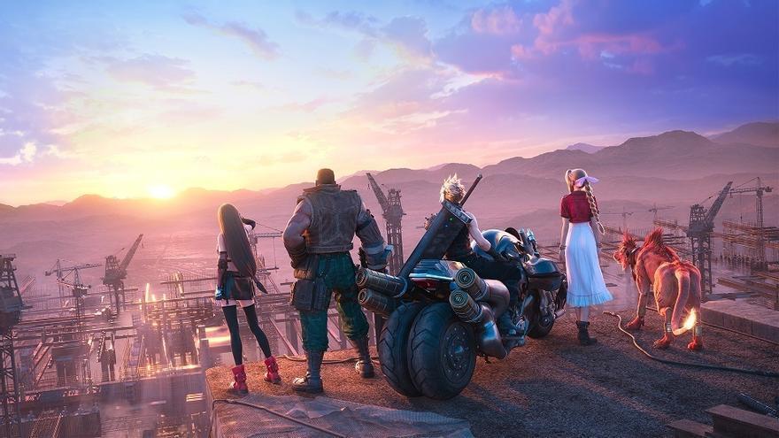 """La adaptación del """"Final Fantasy VII"""" para PS5 ya está disponible desde hoy"""