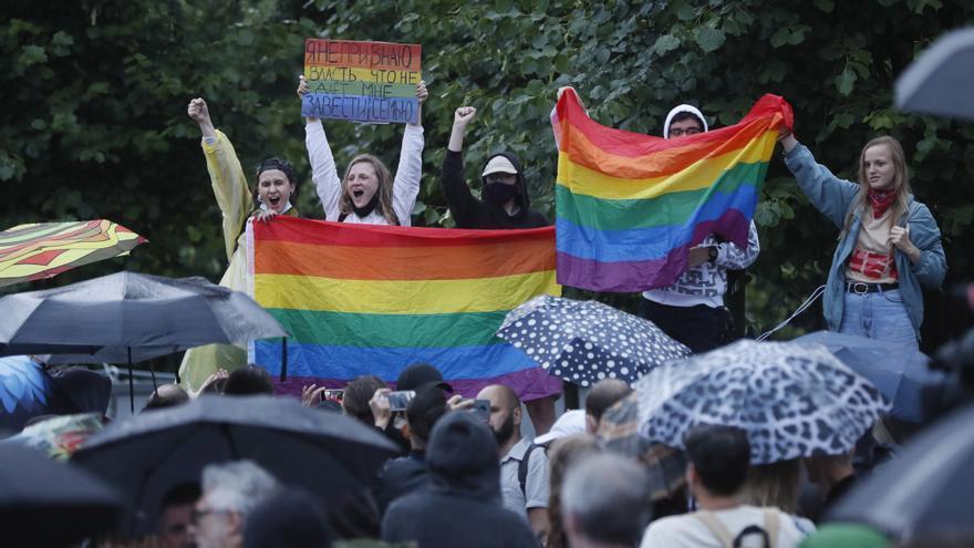 El Kremlin rechaza regularizar las uniones de personas del mismo sexo