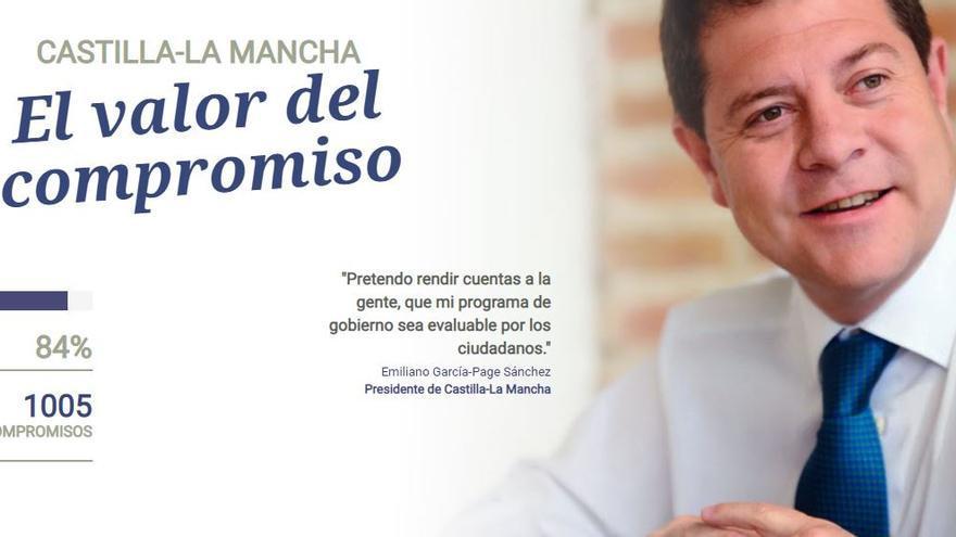 Portal de Compromisos de Castilla-La Mancha