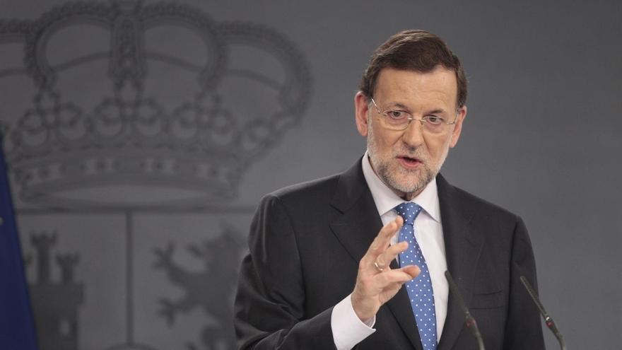Rajoy será entrevistado el lunes en Telecinco, a la misma hora del debate a tres en 'El País'